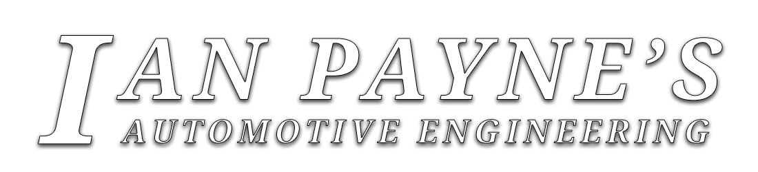 Ian Payne's Automotive Engineering